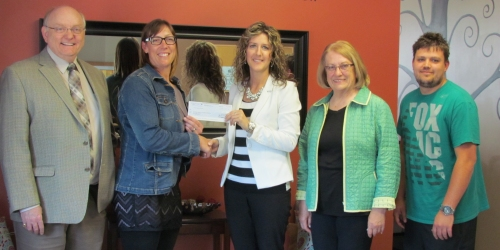 Another $10,000 for Daycare - Via NVCU