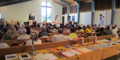 ESTERHAZY:- Redeemer Lutheran celebrates 50 years