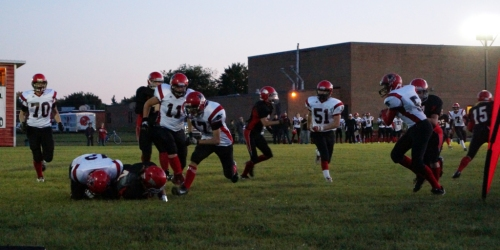 ESTERHAZY:- Senior Warriors start season on positive note