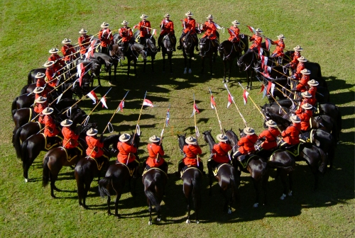 ESTERHAZY:- The RCMP Musical Ride is coming to Esterhazy July 6th