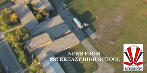 ESTERHAZY:- EHS Principal's message, important dates and full newsletter