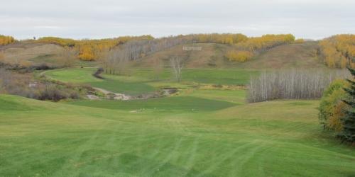 Esterhazy Golf Course - October 2015