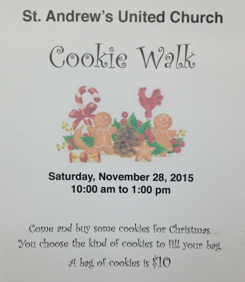 cookiewalk2015