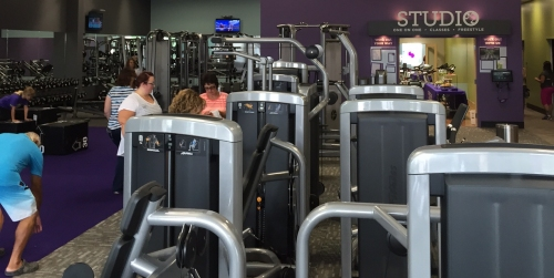 Congratulations to Anytime Fitness on their VIP Opening