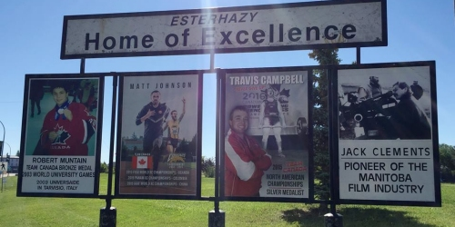 Home of Excellence display updated