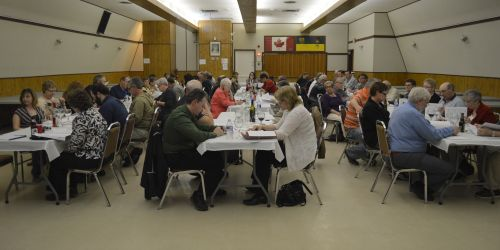ESTERHAZY:- North Valley Credit Union's 18th Annual Meeting and Banquet