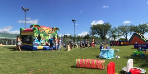 ESTERHAZY:- Kid's Carnival raises around $1,500 for Spray Park