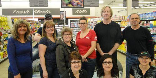 ESTERHAZY:- Shop Easy donates $810 for Autism Awareness