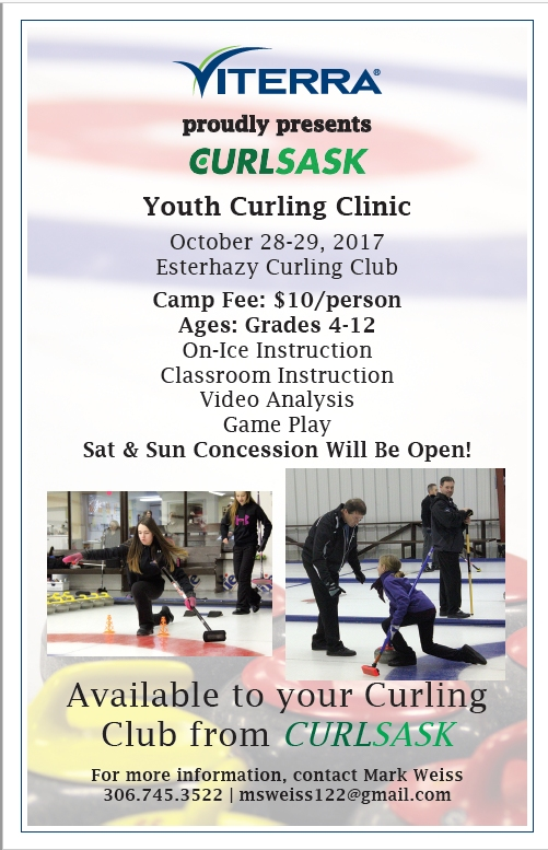 Youth And Adult Curling Clinics Announced Nvcu Community Announcer